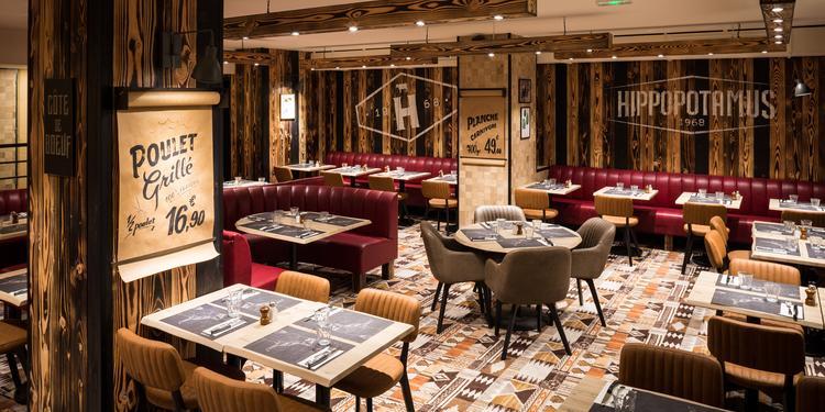 Hippo Montparnasse, Restaurant Paris Notre-Dame des Champs #0