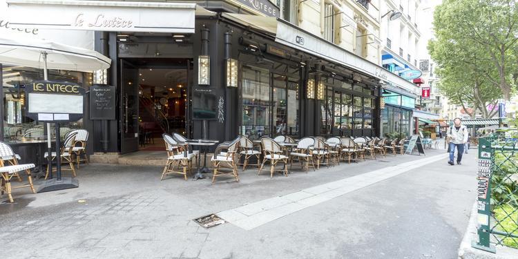 Le Lutèce, Bar Paris  #0