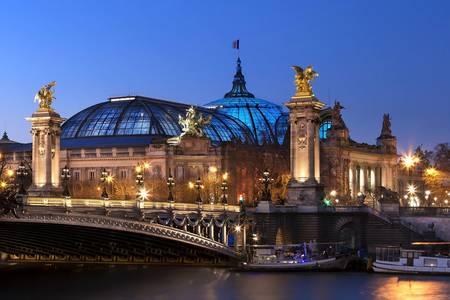 Le Grand Palais de Paris, Salle de location Paris  #0