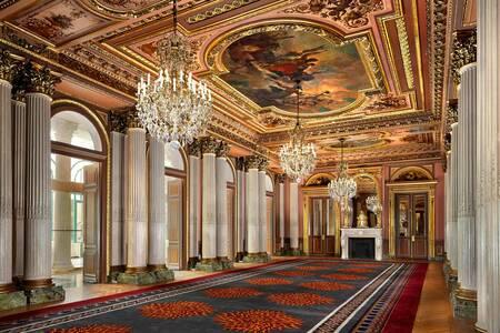 The Westin Paris : Salon Napoléon, Salle de location Paris Vendôme #0