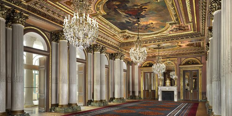 The Westin Paris : Salon Napoléon, Salle de location Paris Vendôme #0