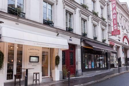 L'Amphitryon, Restaurant Paris  #0
