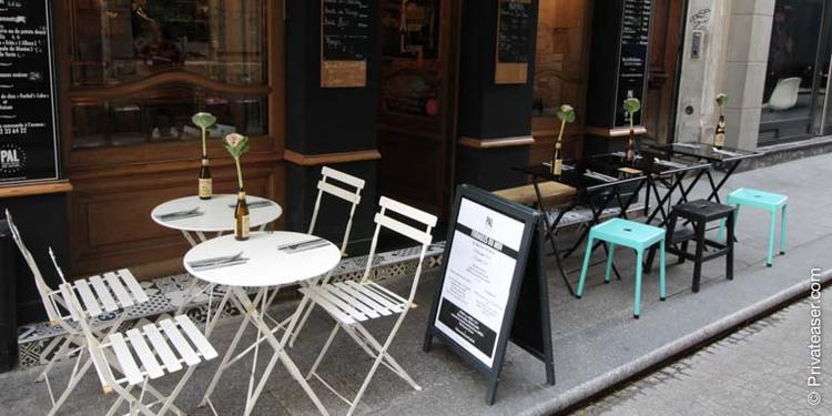 PAL, Bar Paris Etienne Marcel #2