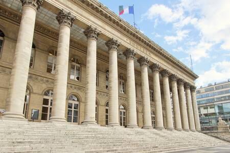Le Palais Brongniart, Salle de location Paris Bourse #0