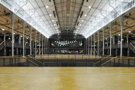 La Grande Halle de la Villette, Salle de location Paris La Villette #0