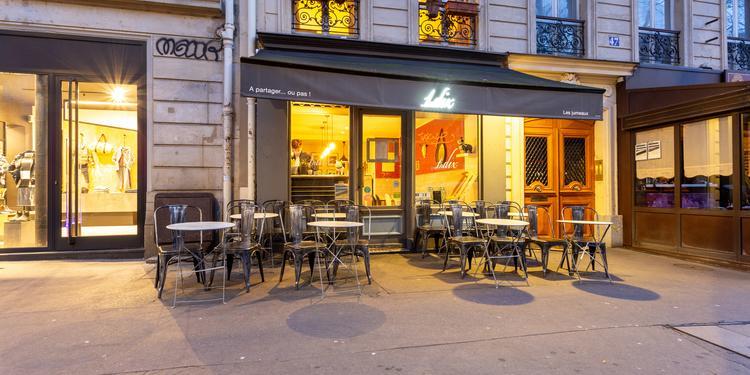 Le 1ndix Café, Restaurant Paris Pigalle #0