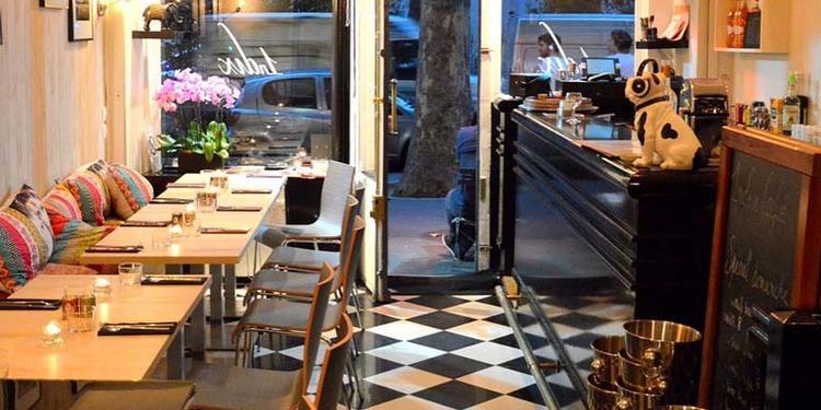 Le 1ndix Café, Bar Paris Pigalle #0