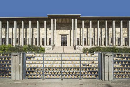 Le Palais de la Porte Dorée, Salle de location Paris  #0