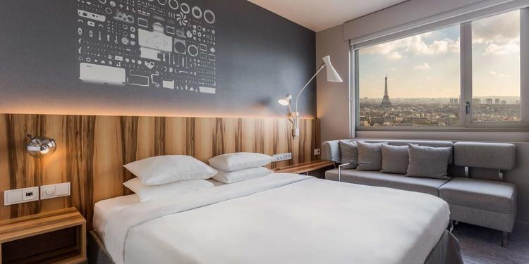 L'Hôtel Hyatt Regency Paris Étoile, Salle de location Paris  #0