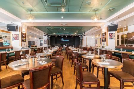 Jazz Café Montparnasse - Restaurant, Restaurant Paris  #0