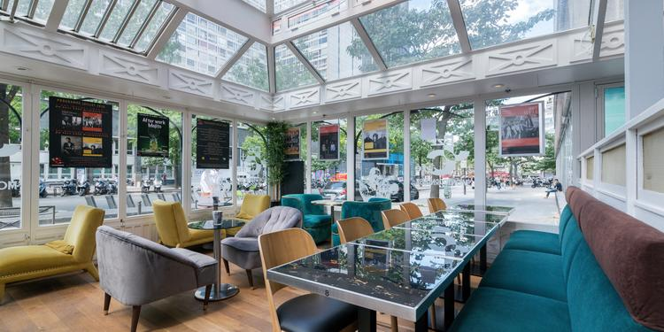 Jazz Café Montparnasse, Restaurant Paris  #0