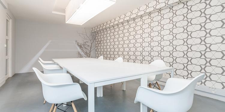 Be-Coworking La Jonquière : Espace Millepied, Salle de location Paris Épinettes #0