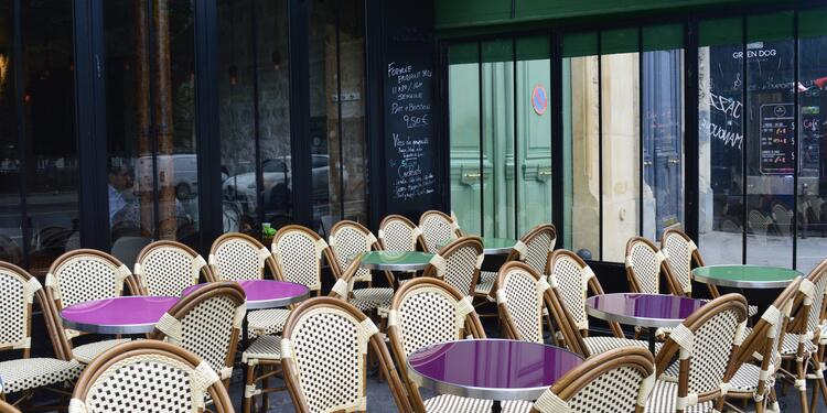Laterrasse, Bar Paris Boulevard Saint Michel #0