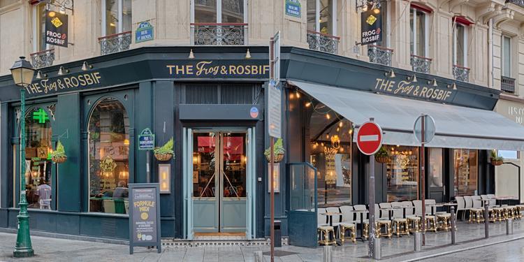 The Frog & Rosbif, Bar Paris  #0