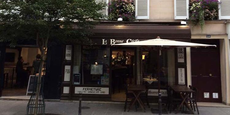 La Bonne Cécile, Restaurant Paris Marais #0
