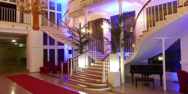 Au Tapis Rouge, Salle de location Paris  #0