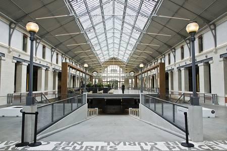 Le Centquatre-Paris, Salle de location Paris  #0