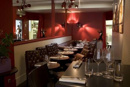 Le Boudoir, Restaurant Paris  #0