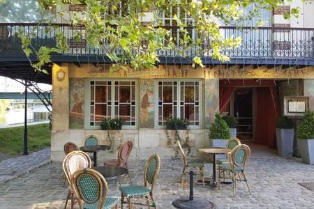Le Restaurant de la Maison Fournaise, Restaurant Chatou  #0