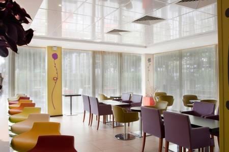 L'Holiday Inn Express Paris Canal de La Villette, Salle de location Paris La Villette #0