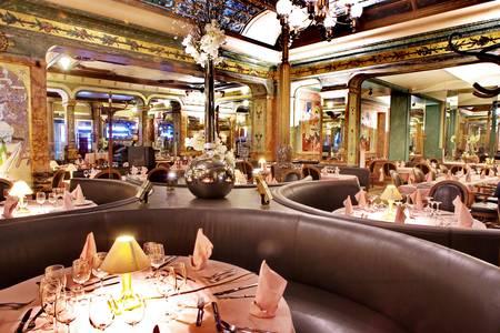 La Brasserie Mollard, Salle de location Paris  #0