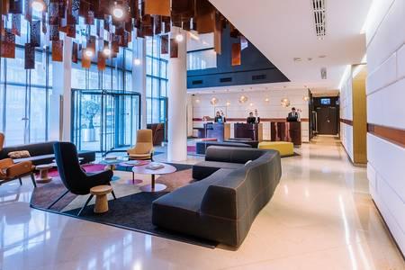 Le Radisson Blu Hôtel, Salle de location Boulogne-Billancourt  #0