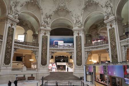 Le Palais de la Découverte, Salle de location Paris Champs Elysées #0