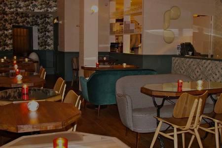 Mojo Kitchen Bar, Restaurant Paris Opéra #0