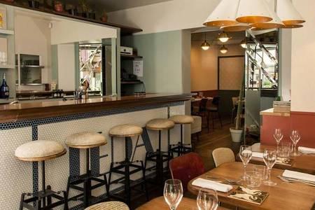 Leda Restaurant (Fermé), Restaurant Paris Etienne Marcel #0