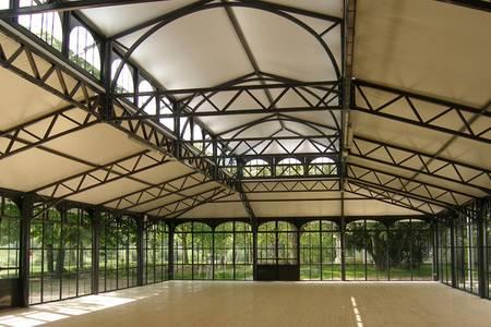 L'Orangerie Ephémère, Salle de location Paris  #0