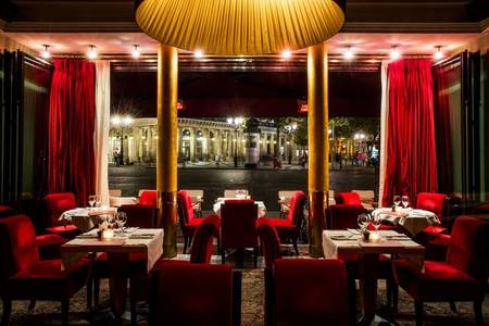 Le Café Ruc, Salle de location Paris-1ER-Arrondissement  #0
