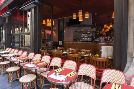 Le Café de l'imprimerie , Salle de location Paris  #0