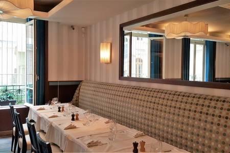 Le Vin & Marée Suffren, Restaurant Paris  #0