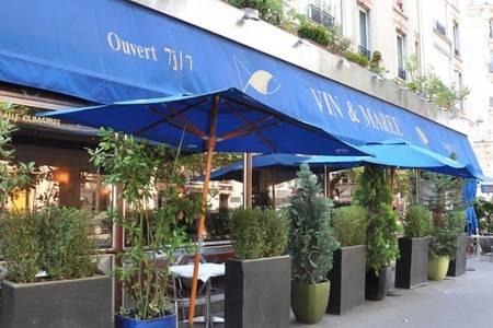 Le Vin & Marée Montparnasse, Restaurant Paris  #0