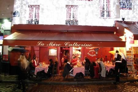 La Mère Catherine, Salle de location Paris  #0