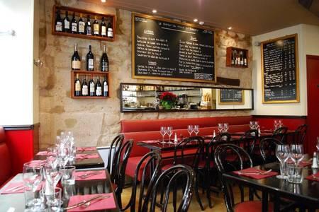 Le Bistrot de Maëlle et Augustin, Restaurant Paris Invalides #0