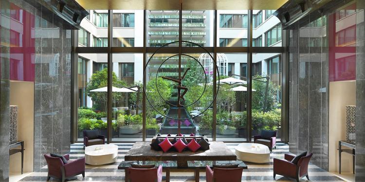 L'Hôtel Mandarin Oriental, Salle de location Paris  #0