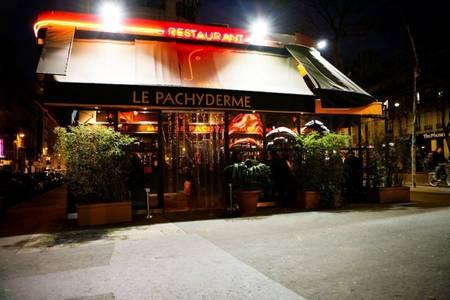 Le Pachyderme, Salle de location Paris  #0