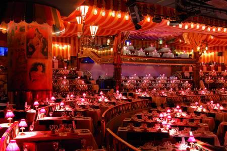 Le Moulin Rouge Paris, Restaurant Paris Pigalle #0