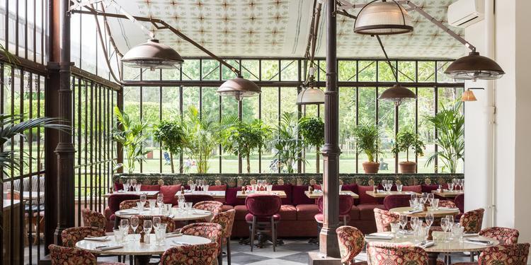 L'Île - Restaurant, Restaurant Issy-les-Moulineaux Issy-les-Moulineaux #0
