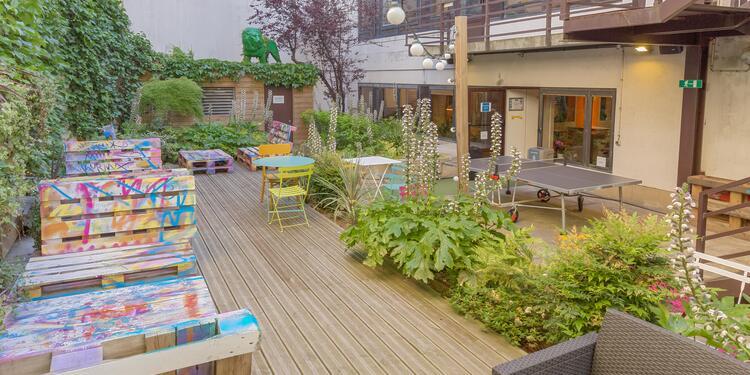 WOJO / Nextdoor Gare de Lyon, Salle de location Paris Quinze-Vingts #0