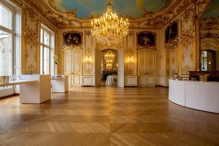 L'Hôtel Le Marois - France Amériques, Salle de location Paris Champs-Elysées  #0