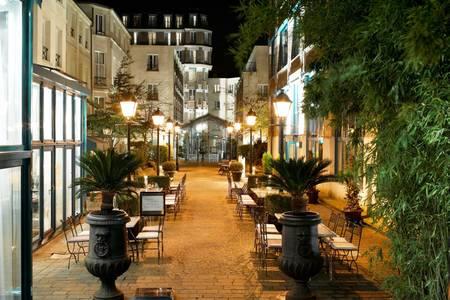 Les Jardins du Marais, Salle de location Paris St Ambroise #0