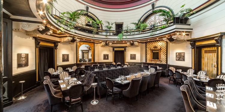 Le Dôme du Marais, Restaurant Paris Le Marais #0