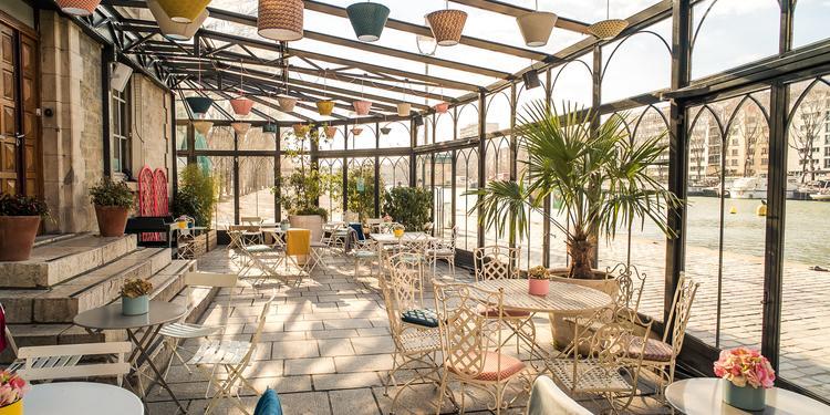 Le Pavillon des Canaux, Salle de location Paris Canal de l'Ourcq #0