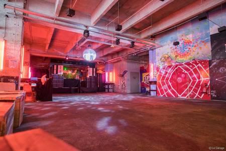Le Garage Paris, Salle de location Paris Austerlitz #0