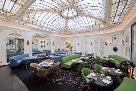 L'Hôtel Vernet : Le Restaurant, Restaurant Paris Champs Elysées #0