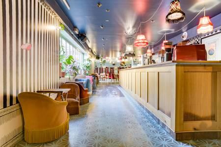 Le Bar à bulles, Salle de location Paris Pigalle #0