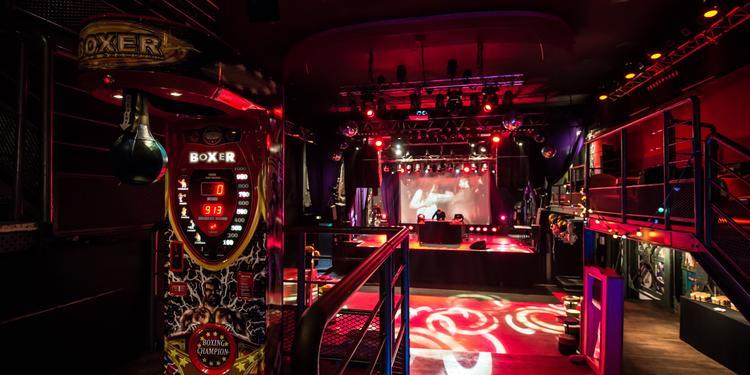 La Machine du Moulin Rouge : le Central, Salle de location Paris Pigalle #0