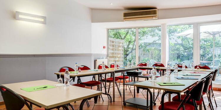 L'Hôtel Claret : salle Terrasse, Salle de location Paris Bercy #0